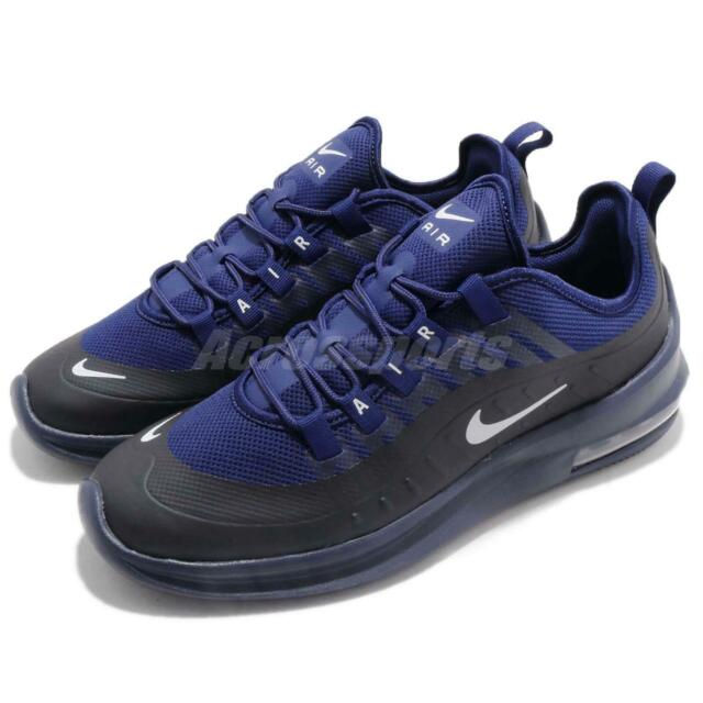 Nike Air Max Axis Deep Royal Blue White Men Running Shoes Sneakers AA2146 401