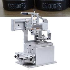 6565mm Diy Manual Pad Printing Machine Set Pad Printer Opened Ink Dish System