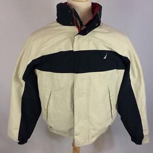 Vintage-90s-Reversible-Nautica-Sailing-Windbreaker-Coat-Jacket-Color-Block-Hood