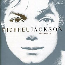 Invincible by Michael Jackson (CD, Oct-2001, Epic)