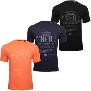 O-039-Neill-Hombre-Camiseta-039-Muir-039