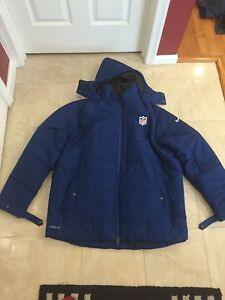 new style e138f 726c2 Details about NFL NIKE STORM-FIT ONFIELD APPAREL 2X Winter Jacket