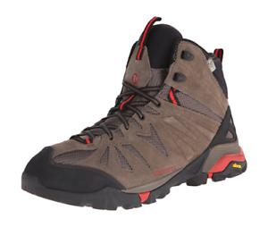New in Box Merrell Mens Capra Mid Waterproof Hiking Boots Boulder Size 7 M