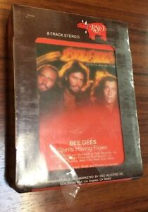 Bee-Gees-Spirits-Having-Flown-SEALED-8-Track-Tape-RSO-8T-1-3041-1979-Canada