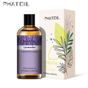 PHATOIL-10-30-100ml-Huiles-essentielles-100-aromatherapie-pure-a-la-lavande