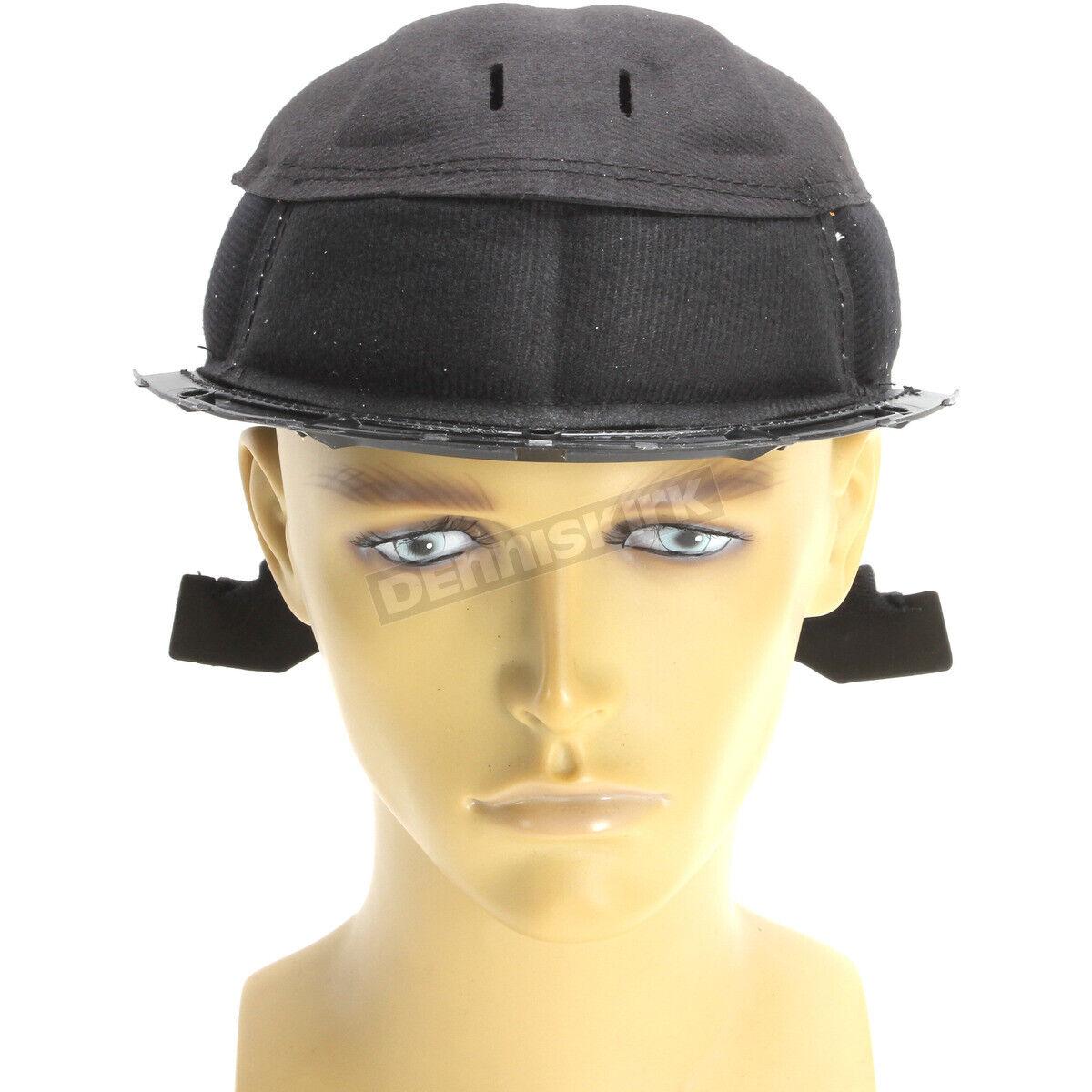 Black, X-Small LS2 Helmets Liner for FF385//396 FT2 Helmets