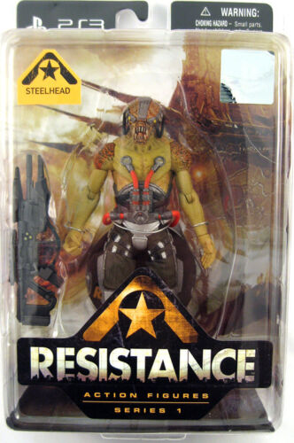 Resistance 2 Steelhead S1 AF MINT DC Direct PS3