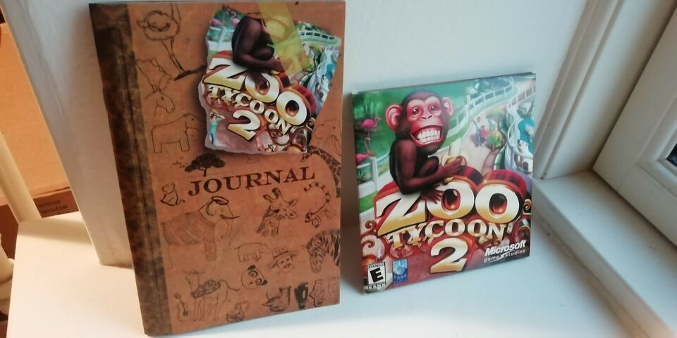 Zoo Tycoon 2, til pc, simulation
