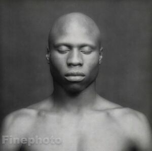Black male nude photography