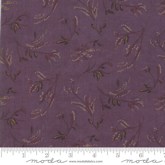 MODA Fabric ~ RIVER JOURNEY ~ by Holly Taylor 6683 12 by 1//2 yard Blue