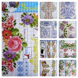 Details about SD-12 Cross stitch PATTERN - Flower Borders - Ukrainian  Vyshyvanka Mexican Boho