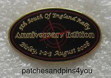 Harley Davidson HOG Bisley SOFER 2008 Pin NEW!! FREE U.K. POSTAGE!