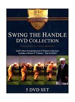 Swing The Handle Golf Video Collection Free Shipping