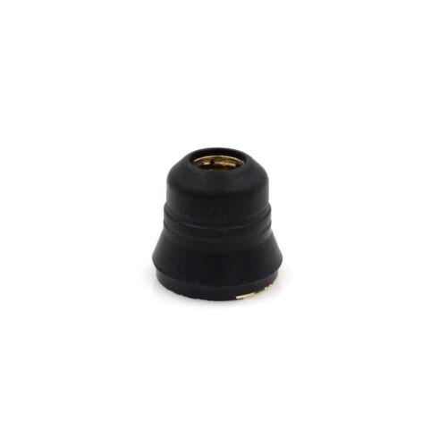 46 un Cortador de Plasma Consumibles Electrodos Nozzle Tips 1.1mm para PT-60 Antorcha