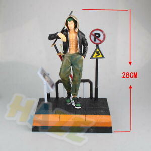 Anime-One-Piece-Roronoa-Zoro-PVC-1-6-Action-Figure-Statue-Model-Kids-Toys-28cm