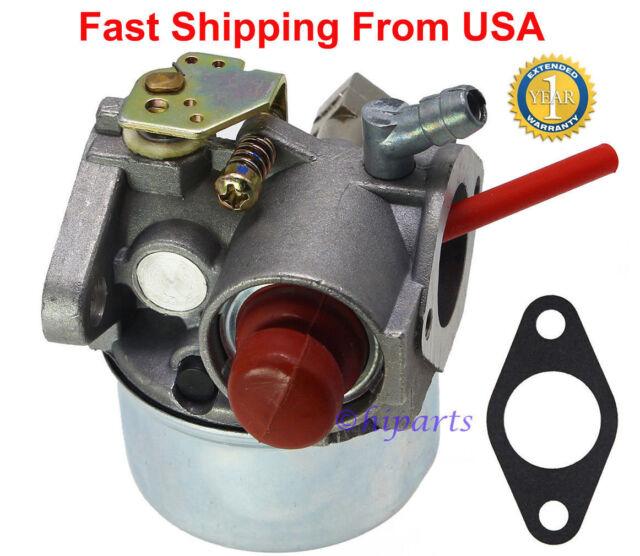 Carburetor for Tecumseh Nos 640271 640303 640350 Sears Craftmans Mowers Carb