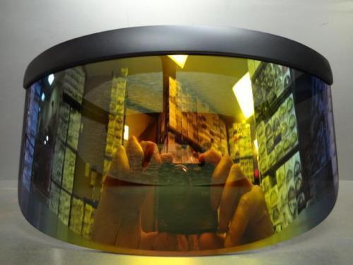 Überdimensional Retro Insane Crazy XL Sonne Brille Party Sonnenbrille Visier