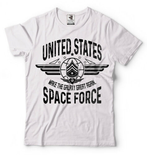 ÉTATS-UNIS Force spatiale shirt make the Galaxy grand encore Donald Trump Shirt