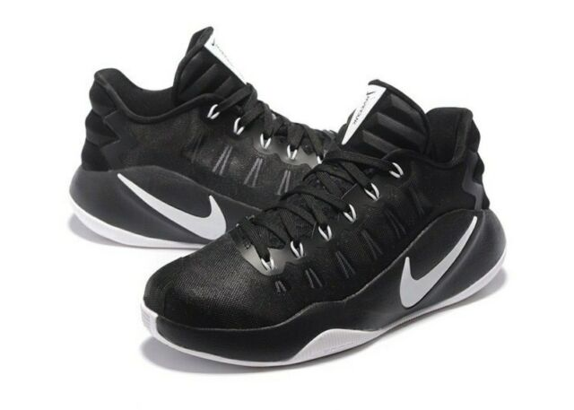 new concept 21173 b4163 New NIKE Hyperdunk 2016 Low Men s Basketball Shoes Black 844363 001