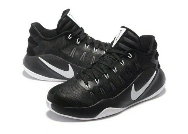 New NIKE Hyperdunk 2016 Low Men's Basketball Shoes Black 844363 001