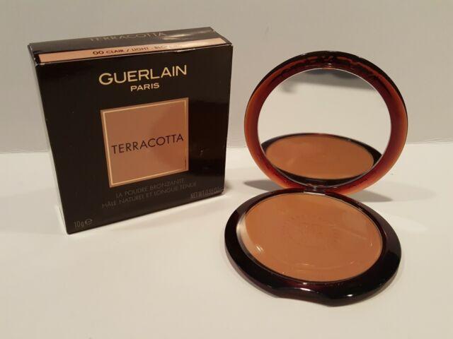 "Guerlain ~ Terracotta ~ The Bronzing Powder ~ "" #00 ..."