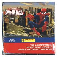 Panini Marvel Ultimate Spider-man 50ct Sticker Box - $50 Value on sale