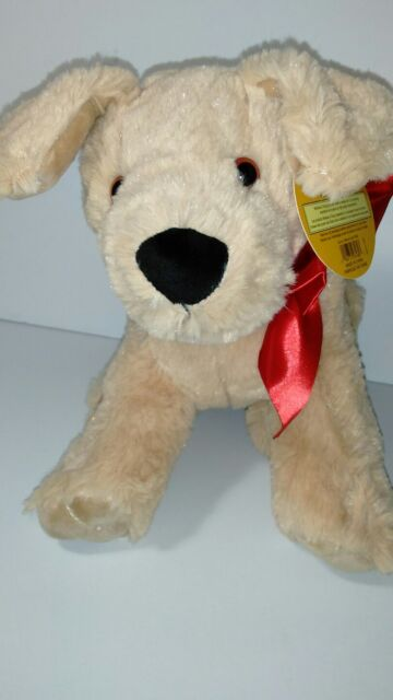 Melissa Doug Sunny Yellow Lab Puppy Plush 10 Soft