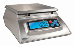 Kitchen Scale KD8000 Scale by My Weight Bakers Math Kitchen Scale Silver