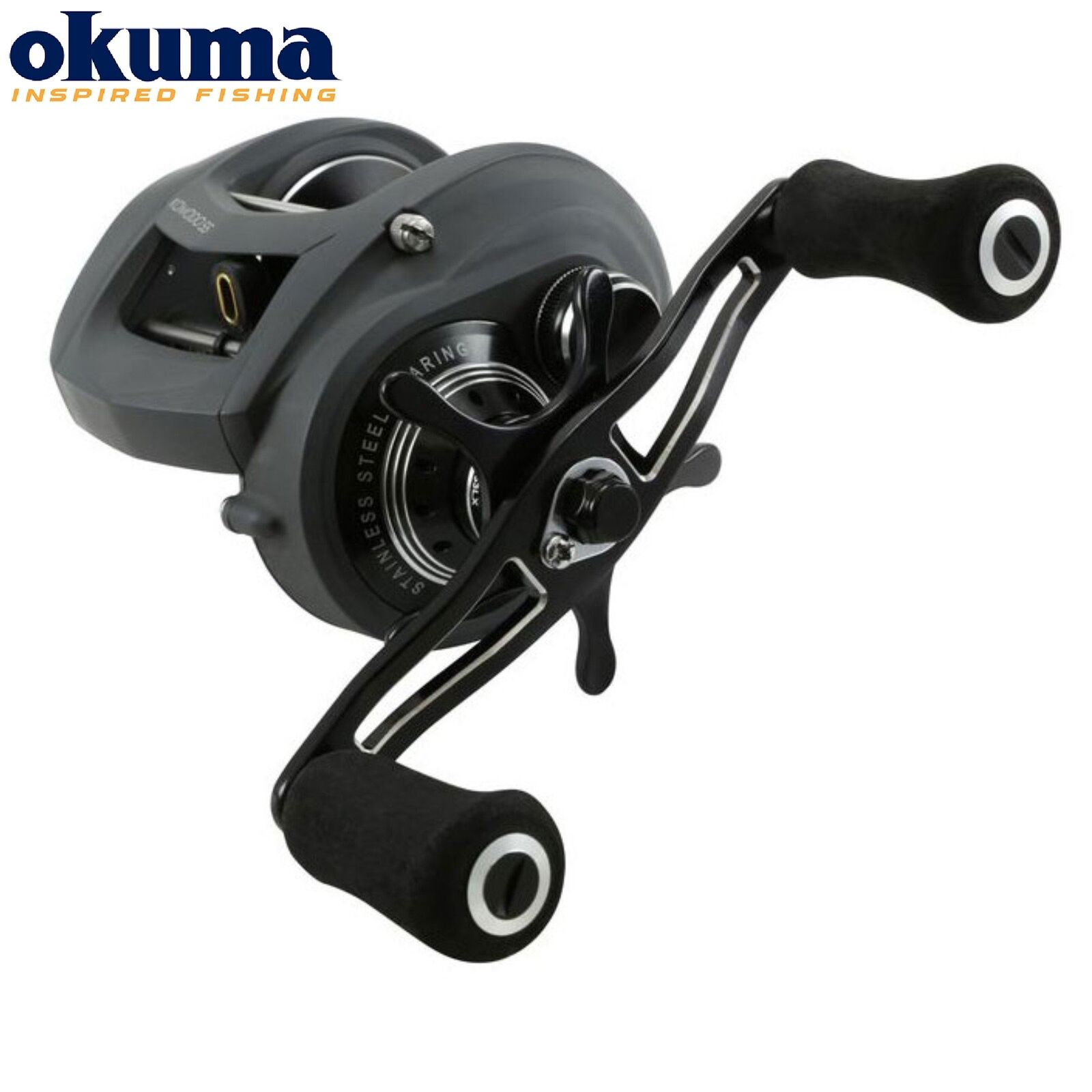 Okuma Komodo SS Low Profile Baitcast Fishing Reel Left Hand KDS-273LX KDS-463LX