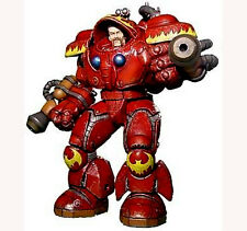 """STARCRAFT Video Game FIREBAT Armoured 6"""" toy figure By Blizzard VERY RARE, halo"""