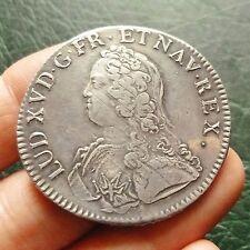 Louis XV - Ecu aux branches d'olivier - 1727 K  Bordeaux