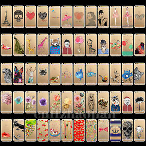 New-TPU-Soft-Ultra-Slim-Transparent-Case-Cover-Skin-For-iPhone4-4S-5-5S-6-6-Plus