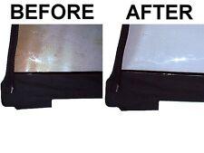 Soft Top Window Restorer Repair and Cleaner Polish     Jeep Wrangler CJ YJ TJ JK