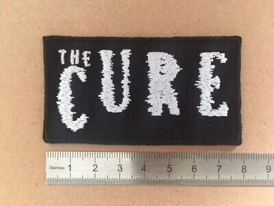 M353 PATCH ECUSSON THE CURE 8*4 CM