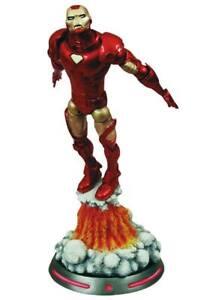 Marvel Select Actionfigur Iron Man 18 cm - Diamond Select