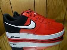 Nike Air Force 1 Mid 07 blackgym red white 315123 029 Mens Running Shoes 315123 029