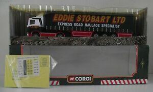 Corgi 59506 Scania Curtainside Eddie Stobart Ltd Model - New in Box (ODD143)