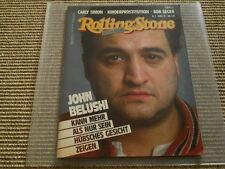 Rolling Stone Magazin März 1982 Belushi Carly Simon Bob Seger Z.Z. Top Devo
