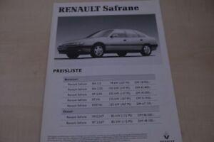 205143-Renault-Safrane-Preisliste-amp-Extras-Prospekt-02-1993