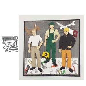 Stanzschablone-Werkzeug-Hochzeit-Weihnachts-Oster-Geburstag-Karte-Album-Deko-DIY