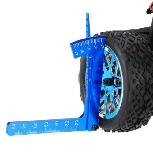 3-in-1-Lineal-Sturzmesser Einstellbares Allrad-Auswuchtwerkzeug Universal B6M2