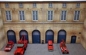 Caserne de Pompiers 1/43° - France - État : Neuf: Objet neuf et intact, n'ayant jamais servi, non ouvert. Consulter l'annonce du vendeur pour avoir plus de détails. ... - France