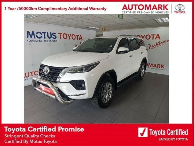 2021 Toyota Fortuner MY20.11 2.8 GD-6 4x4 AT
