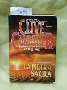 La pietra sacra di clive cussler