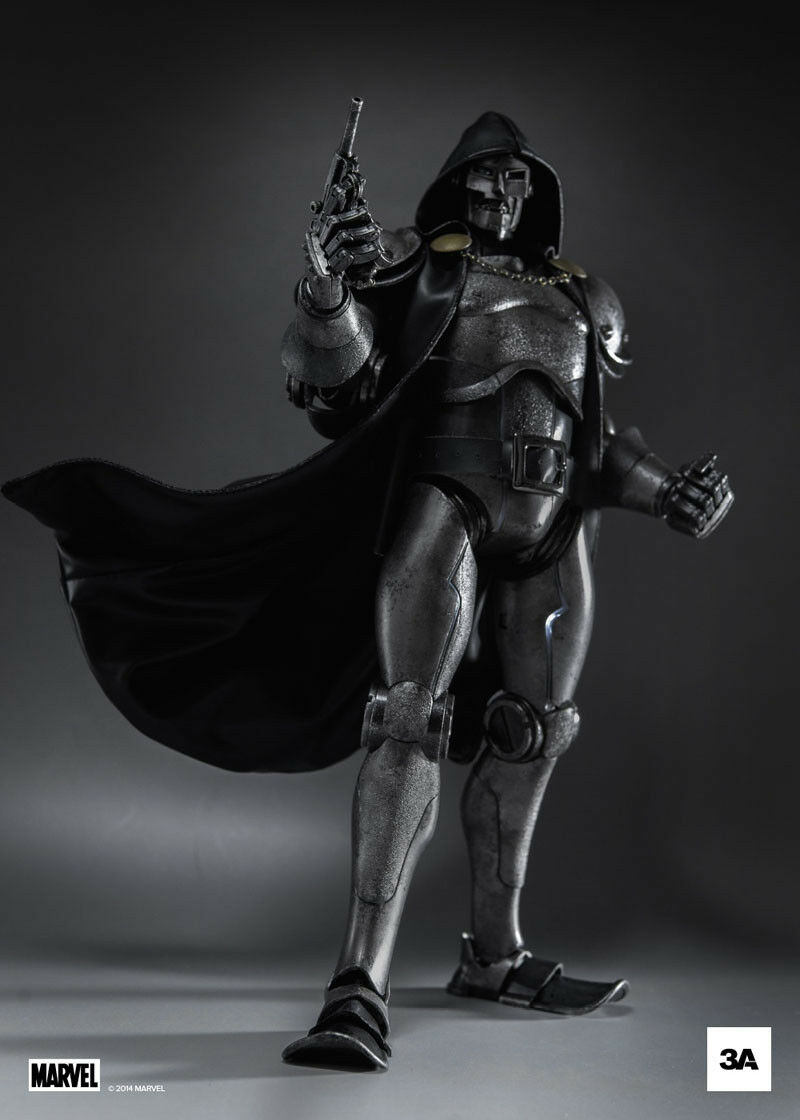ThreeA 3A Toys Toys Toys DOCTOR DOOM 1 6th Scale Collectible Figure Unopened c07349