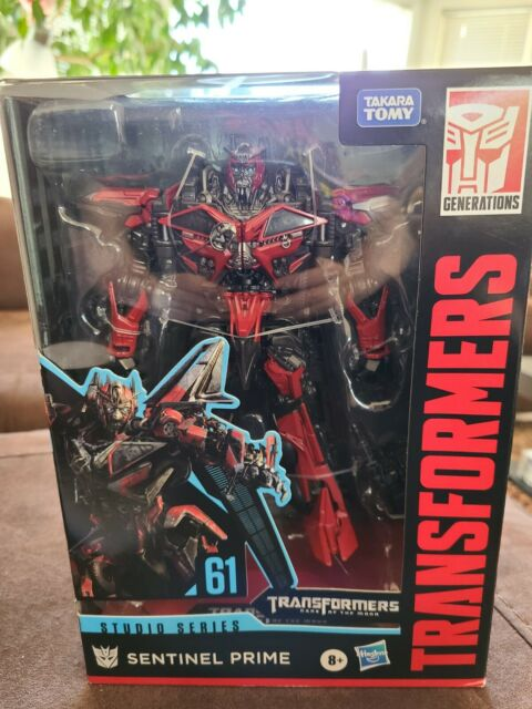 Transformers Takara Tomy Studio Series 61 SENTINEL PRIME