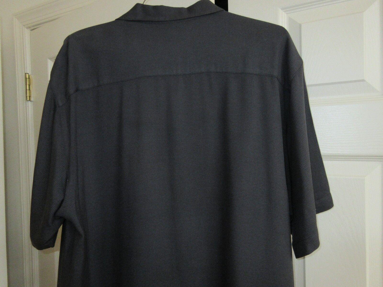 Tommy Bahama , Size M , Men's Short Sleeve Shirt , 100%