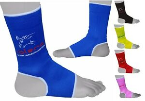 Evo-Anklet-Foot-Protector-Wraps-MMA-Support-Kick-Boxing-Muay-Thai-Wrestling-UFC
