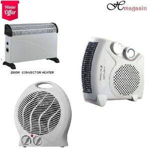 HEATER-PORTABLE-CONVECTOR-1000W-2KW-ELECTRIC-SILENT-ENERGY-SAVING