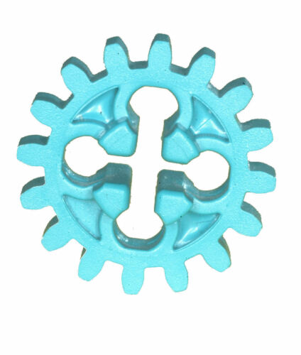 Missing Lego Brick 4019 Teal Technic Gear 16 Tooth